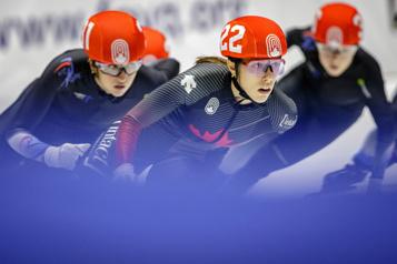 Championnats canadiens Florence Brunelle, un nom à retenir)
