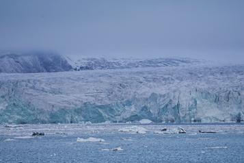Arctique La banquise à son niveau le plus faible pour octobre)