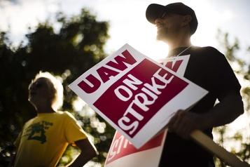 Grève: la patronne de GM à la table avec le syndicat