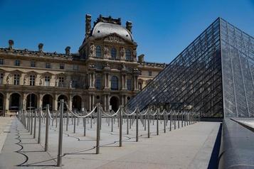 La réouverture du Louvre pensée dans ses moindres détails)