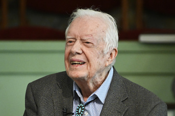 Jimmy Carter opéré après ses récentes chutes