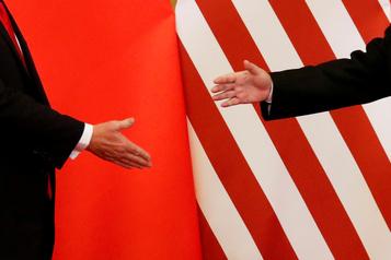 Commerce: la Chine annonce un accord avec les États-Unis