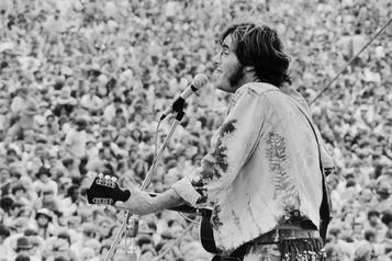 Comment Woodstock est entré dans la légende