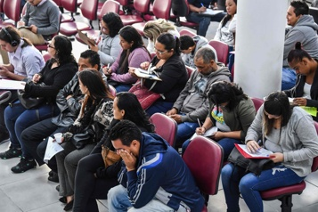 Le chômage à 13,9% au Brésil)