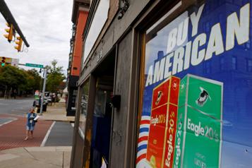 «Buy American» Washington veut durcir les règles)