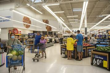 Hausse surprise des ventes au détail en août aux États-Unis)