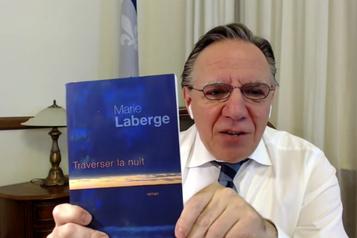 Association des libraires du Québec Les suggestions de lecture de François Legault supprimées)