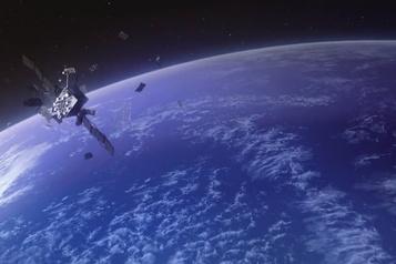 Trois satellites québécois en construction pour surveiller l'espace)