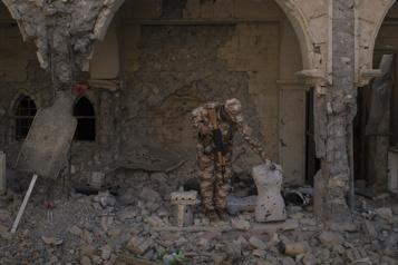 Irak Un Américain meurt lors d'une attaque deux jours avant l'arrivée du pape)