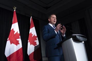 SNC-Lavalin: Scheer lance un appel aux libéraux du comité