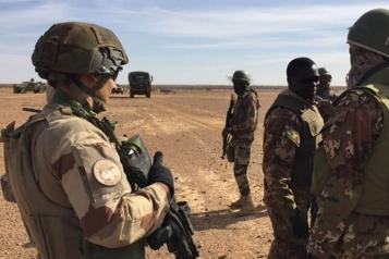 Lutte anti-djihad Au Sahel, la France espère plus de soutien américain avec l'administration Biden)