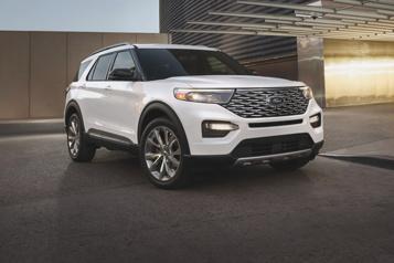 Ford Une nouvelle plateforme électrique pour VUS et camionnettes)