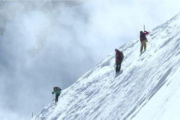 Réouverture du téléphérique du mont Blanc)