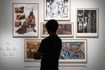 France Picasso et la BD dans une exposition)
