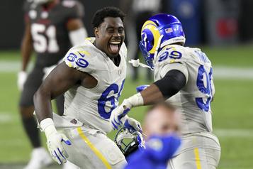 NFL La défensive des Rams tient le coup contre les Buccaneers)