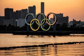 Les athlètes interdits de protestation sur les podiums aux JO de Tokyo)
