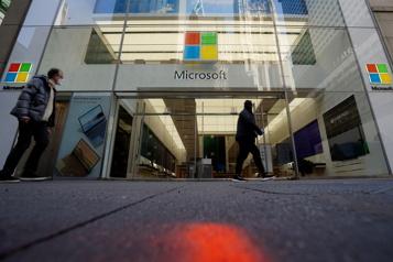 Microsoft dépasse les attentes grâce au cloud et fait plaisir au marché)