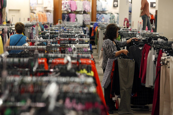 Faible croissance des ventes au détail en 2019