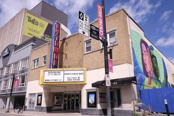 Ottawa Le Cinéma ByTowne ferme définitivement ses portes)
