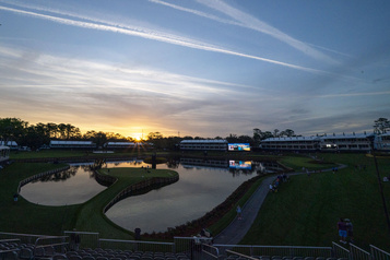 Le Championnat des joueurs de la PGA à huis clos
