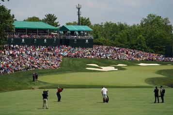 PGA: le tournoi Memorial n'accueillera pas de spectateurs)