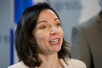 Création d'un nouveau parti Martine Ouellet de retour en politique provinciale)