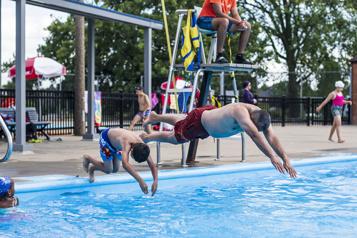 Piscines et jeux d'eau à Montréal Des arrondissements plus choyés que d'autres)
