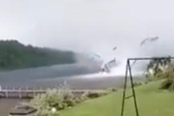 À la recherche des tornades manquantes )