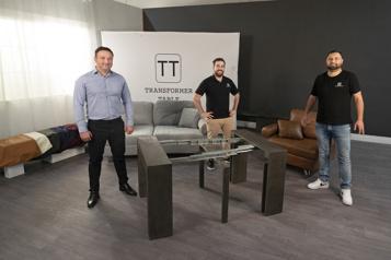 PME Innovation Transformer Table: la conquête de l'espace)