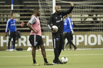 Ligue des champions: «Rien n'est joué», dit Thierry Henry
