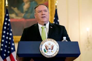 Mike Pompeo veut dénouer le contentieux avec le Soudan avant l'élection américaine)