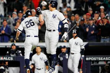 Les Yankees demeurent en vie contre les Astros