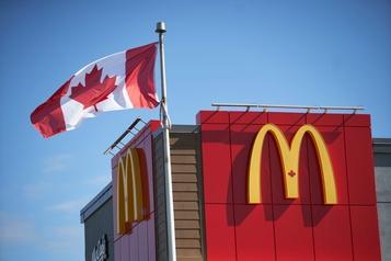 Jacques Mignault à la tête de McDonald's Canada)
