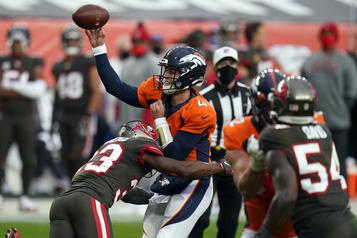 Broncos et Jets visent une première victoire)