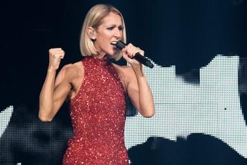 Céline reprend ses spectacles à Montréal ce soir