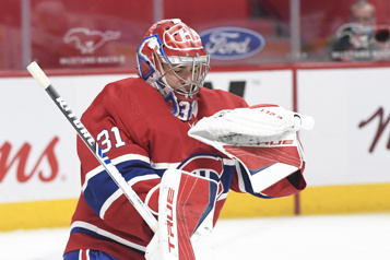 Canadien – Maple Leafs Un avantage avec Carey Price ? )