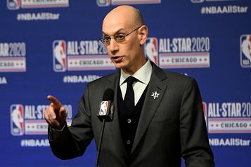La NBA paiera intégralement ses joueurs en avril