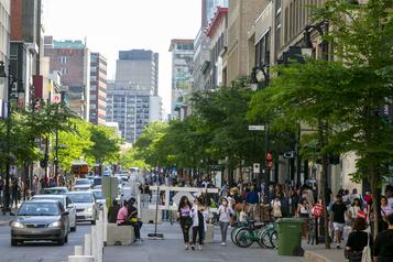 Migration interprovinciale: premier solde positif en près de 60ans au Québec)