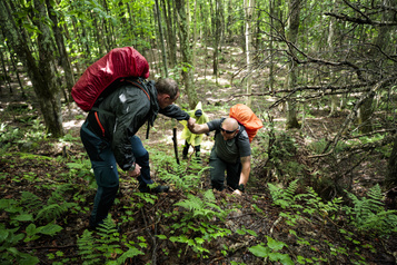 L'Association canadienne des guides de montagne s'ouvre au Québec)