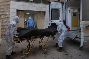 Syrie Les premiers vaccinsanti-COVID-19 attendus d'ici mars à Idlib )