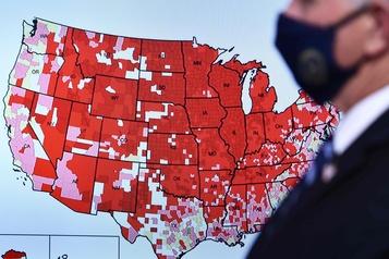États-Unis La COVID-19 pourrait faire encore 150000morts d'ici février)