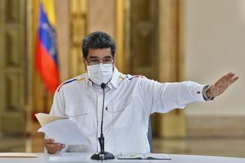 Le Venezuela prolonge d'un mois l'«état d'alerte» et le confinement)
