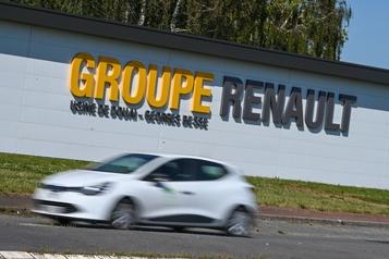 Le groupe Renault, une présence industrielle mondiale qui va faire des coupes)