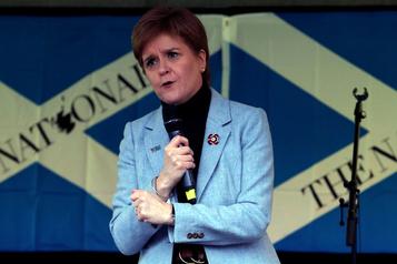 Écosse Nicola Sturgeon n'a «jamais été aussi certaine» d'accéder à l'indépendance)