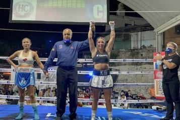 Boxe Clavel et Houle l'emportent au Mexique)
