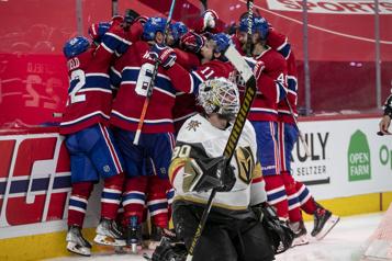 Le Canadien en finale de la Coupe Stanley pour la première fois depuis 1993)