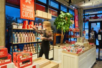 Chocolats Favoris  Cap surle cacao équitable