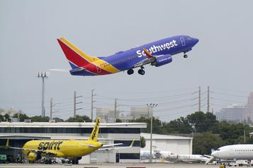 Southwest Airlines pourrait congédier plus de 6800salariés)