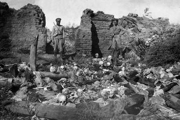 Damas reconnaît le «génocide arménien», Ankara dénonce un «acte hypocrite»