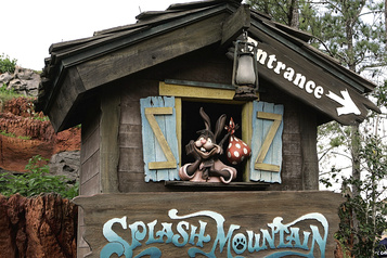 Disney va modifier son Splash Mountain aux connotations racistes)